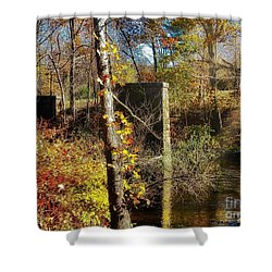 Northeast Shower Curtain