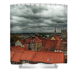 Norwich Shower Curtain