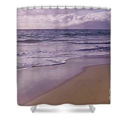 Paradise Shower Curtain by Sharon Mau