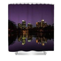 Piedmont Park Shower Curtain