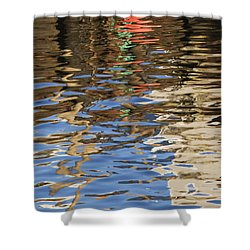 Reflections Shower Curtain by Charles Harden