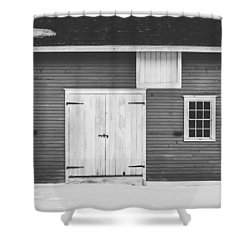 Shaker Village Shower Curtain