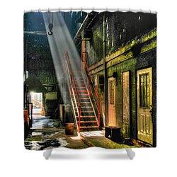 Stairway To Heaven Shower Curtain