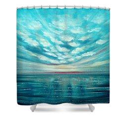 Sunset Quest Shower Curtain