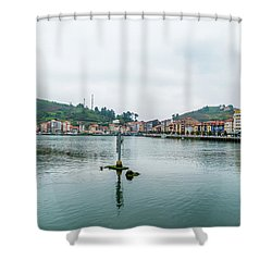 Surf Some Waves Shower Curtain