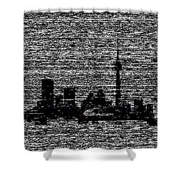 Toronto Shower Curtain