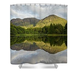 Torren Lochan Shower Curtain
