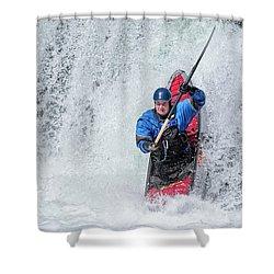 ALF Shower Curtain