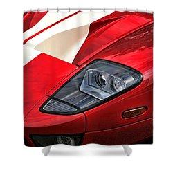 2004 Ford Gt Shower Curtain by Gordon Dean II
