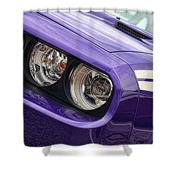 2011 Dodge Challenger Rt Shower Curtain