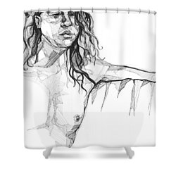 20140106 Shower Curtain