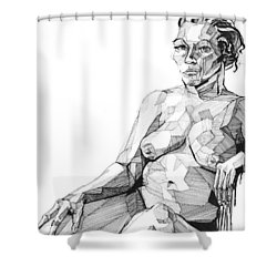 20140113 Shower Curtain