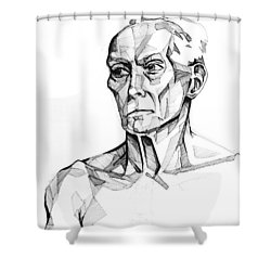20140118 Shower Curtain