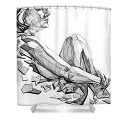 20140122 Shower Curtain