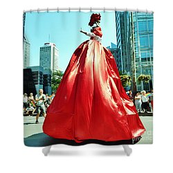 2015 Montreal Lgbta Parade  Shower Curtain