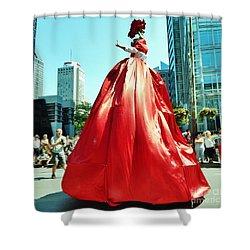 2015 Montreal Lgbta Parade  Shower Curtain