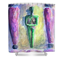 . Shower Curtain