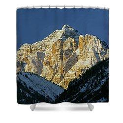 210418 Pyramid Peak Shower Curtain
