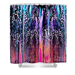 #2262 Fantasy Forest Shower Curtain