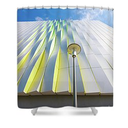 Modern Architecture Shower Curtain by Hans Engbers