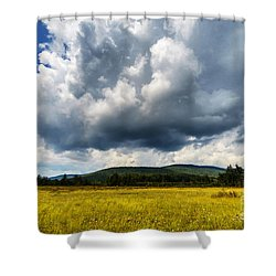 Cranberry Glades Botanical Area Shower Curtain by Thomas R Fletcher