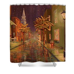 24 Hour Delivery Shower Curtain