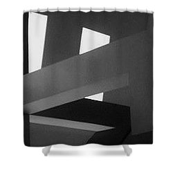 25 Shades Of Grey  Shower Curtain