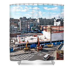 250n10 #5 Shower Curtain