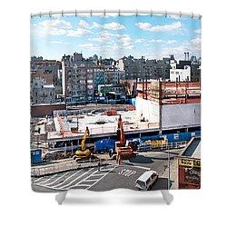 250n10 #5 Shower Curtain by Steve Sahm