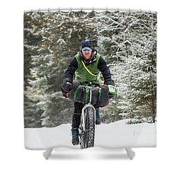 2581 Shower Curtain