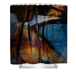 An Occasional Dream Shower Curtain