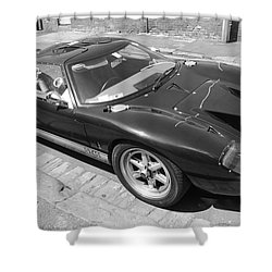 Ford Gt40 Shower Curtain