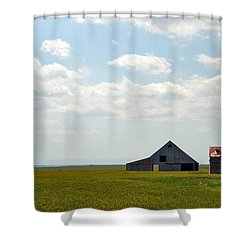 I'll Fly Away Shower Curtain