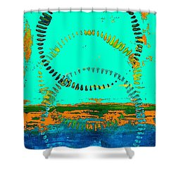 3 In One Shower Curtain by Everette McMahan jr