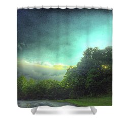 Shower Curtain featuring the photograph 3 June 16 by Toni Martsoukos