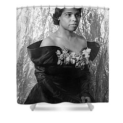 Marian Anderson (1897-1993) Shower Curtain by Granger