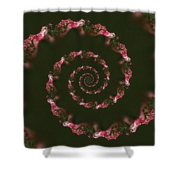 Phone Cases Shower Curtain