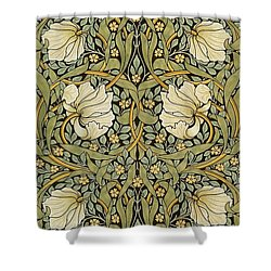 Pimpernel Shower Curtain by William Morris