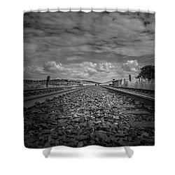Plumpton Viaduct Shower Curtain