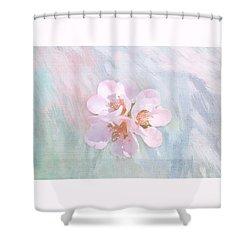 Quince Art Shower Curtain