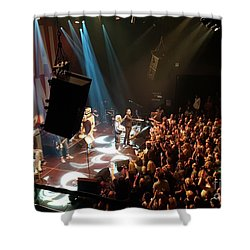 Rival Sons Shower Curtain
