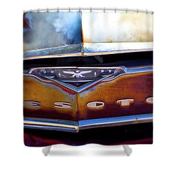 Route 66 - Arizona Shower Curtain
