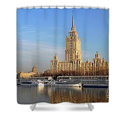 Radisson Royal Hotel Shower Curtain