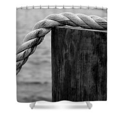 Untitled Shower Curtain by Dorin Adrian Berbier
