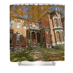 Vaile Mansion Shower Curtain