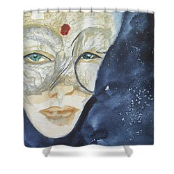 #3 Witchy Woman Shower Curtain