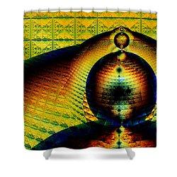 300 Shower Curtain