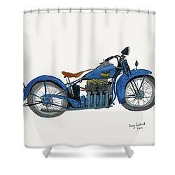 31 Henderson Kj Shower Curtain