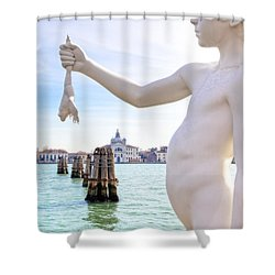 Venezia Shower Curtain