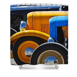 '32 X 3 Shower Curtain